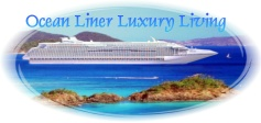 Residential Ocean Liner Luxury, The Most Luxurious Homes and Vacation Homes in the world, Ocean Liner Luxury Living On board.