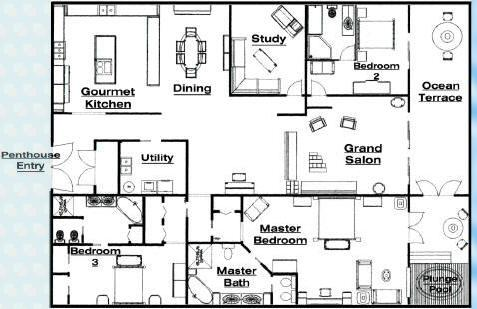 Floor Plan Templates For Bathrooms furthermore The Executive Master Suite 400sq Ft likewise Granny Flats Liverpool as well 10  pact Bathroom Design besides Your Guide To Planning The Master Bathroom Of Your Dreams. on master bathroom floor plans with dimensions