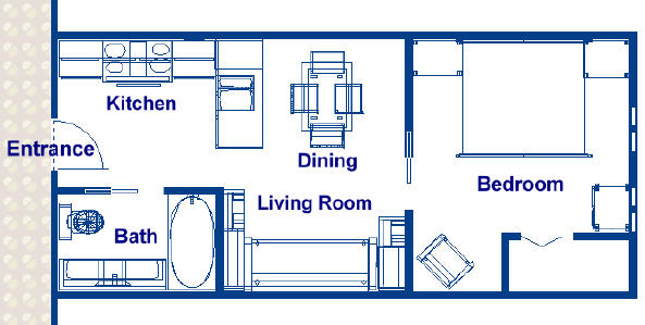suite floor plan 350 sq ft cruise vacation home ocean liner cruise vacation home with 1 bedroom - 350 Sq Ft Floor Plan